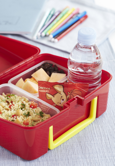 Kids Couscous Lunch Box Menu