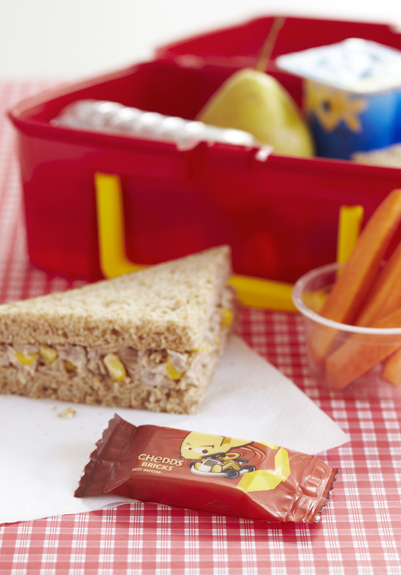 Kids Tuna Mayo Lunch Box Menu