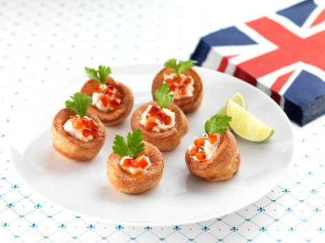 An alternative savoury finger food option at any Jubilee Celebration or picnic